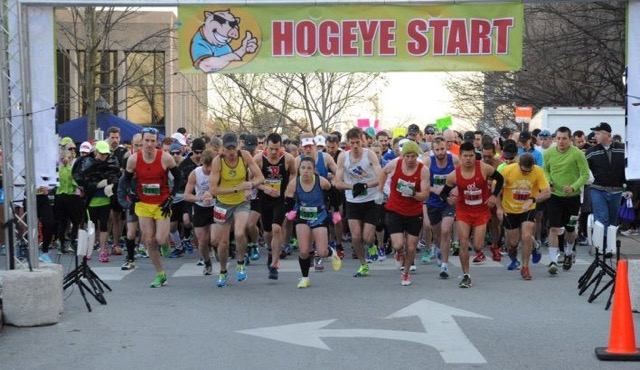 hogeye starting line