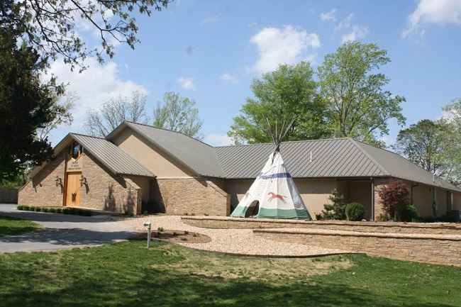 museum of native american history,nwa