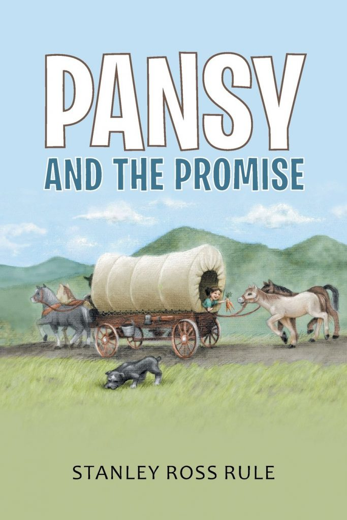 What We're Reading: Pansy and the Promise