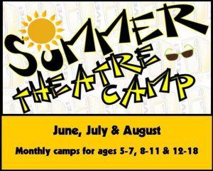 Arts Live summer camps sun