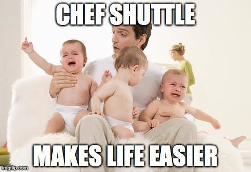 chef shuttle meme