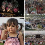 Giveaway: 2 Family packs to the Walmart AMP fireworks event!