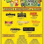 Outings Under $20: Malco Kids Summer Film Fest starts Tuesday