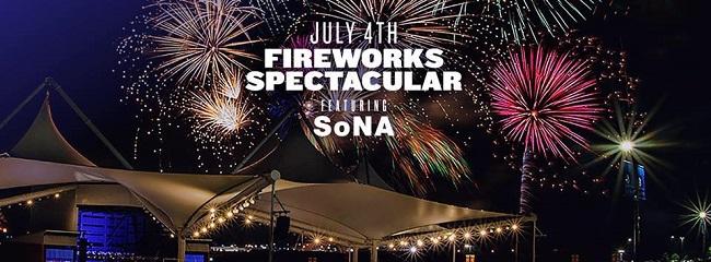 fireworks SONA