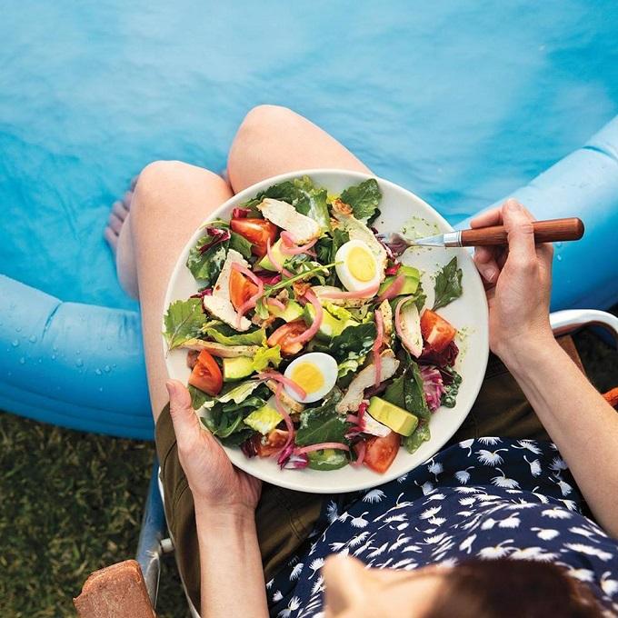 paneras new salad