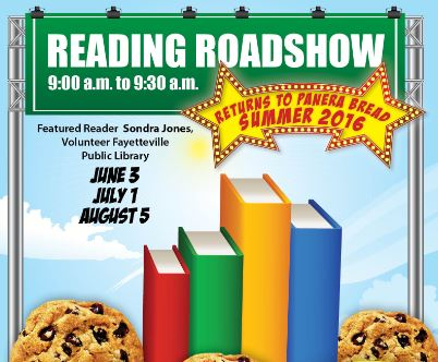 reading roadshow 2016