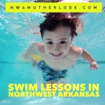 2017 Swim Lessons in Northwest Arkansas