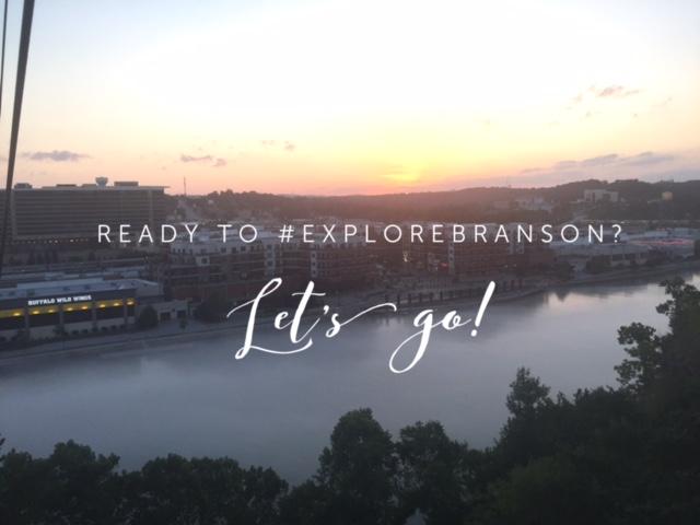 Branson, Let's go