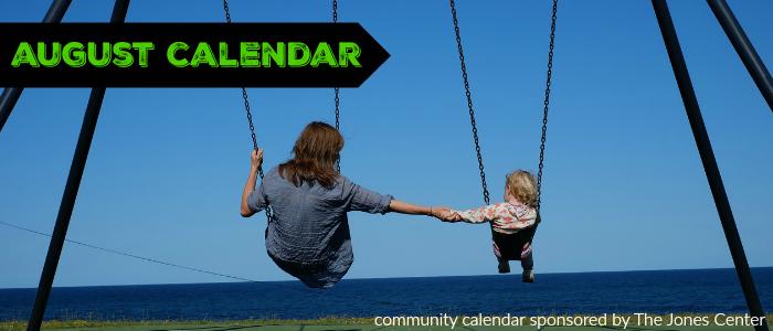 Northwest Arkansas Calendar of Events: August 2017