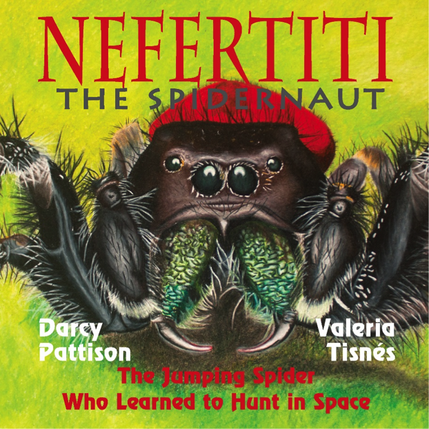 nefertiti the spidernaut-1