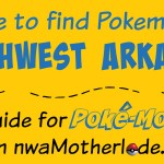 Kids playing Pokemon GO in NWA? Here's your Poke-Mom cheat sheet!