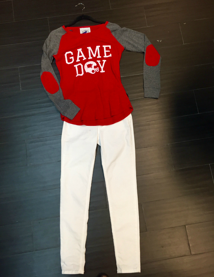 game day outfit 690