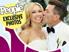 kym johnson wedding