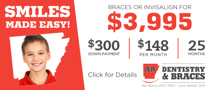 Sponsor spotlight: Arkansas Dentistry & Braces