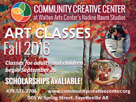 Community Creative Center fall classes