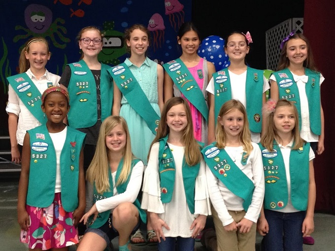 Girl Scouts in Northwest Arkansas: The making of a 'mighty girl'