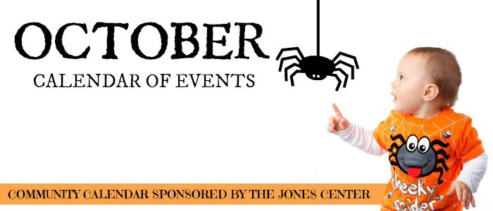 Northwest Arkansas Calendar of Events: October 2016