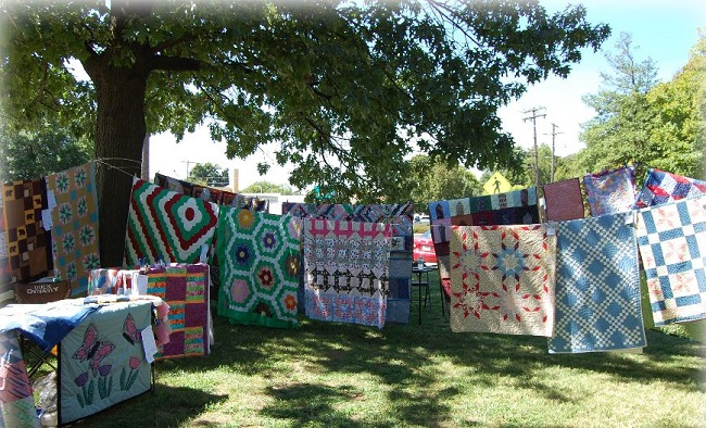 Shiloh quilts