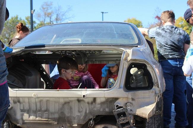 tinkerfest-car