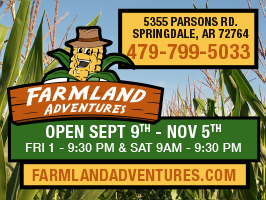 farmland adventures 2016