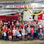 MOMS Club of Fayetteville: How to plug in to this fun group for kids and moms