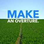 Devotion in Motion: Make an overture