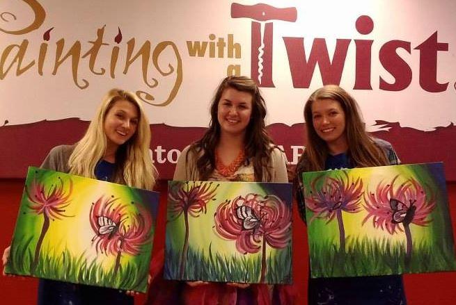 painting-trio