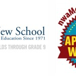 "The New School: Best ""NWA Private School"" Award winner"