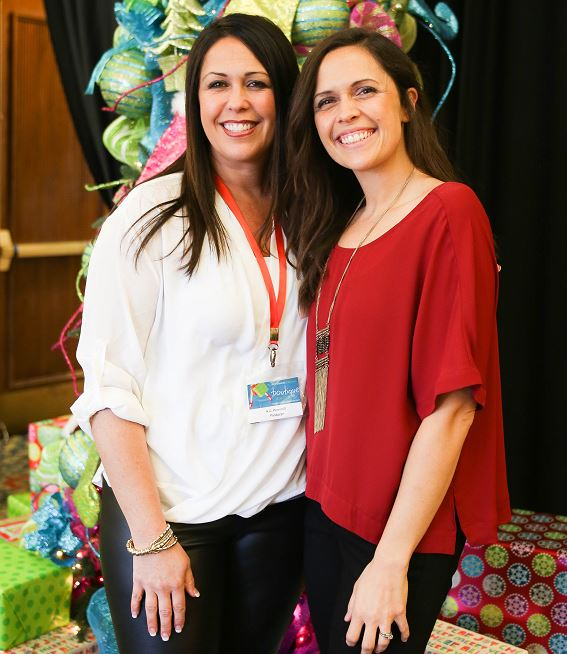 K.C. Pummill & Julie Smith: The sisters behind the NWA Boutique Show