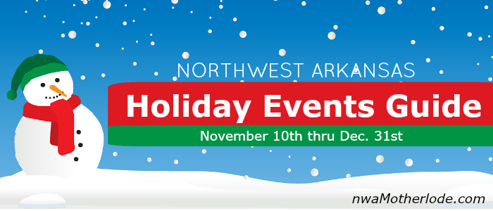 2016 Northwest Arkansas Holiday Events Guide