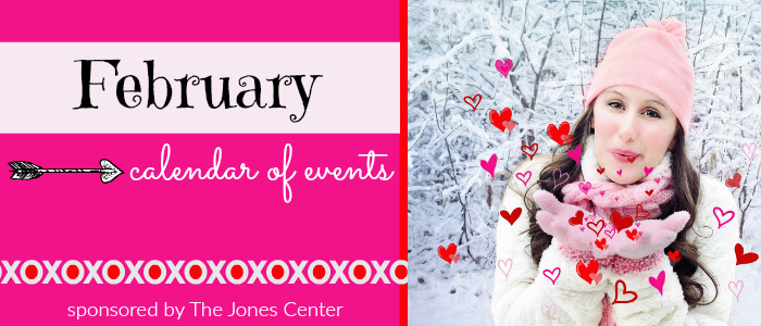 Northwest Arkansas Calendar + Valentine's Events: February 2017