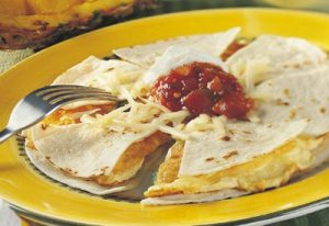 breakfast quesadilla pic
