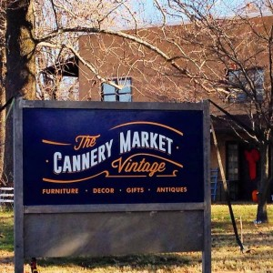 cannery market sign1