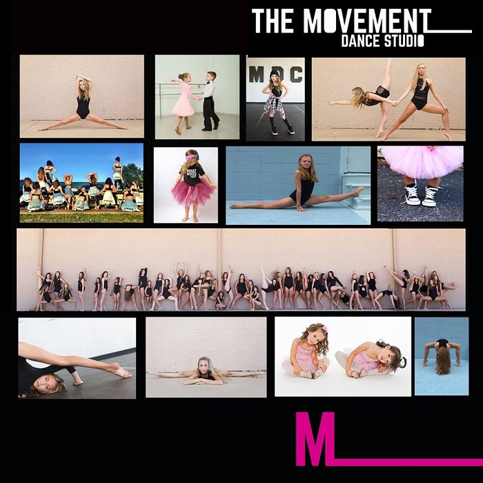 the movement collage