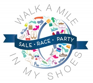 Walk a Mile logo 2017