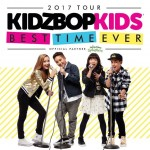 Giveaway: Kidz Bop concert at the AMP