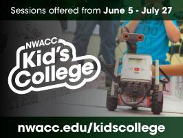 2017 Kids College Summer Camp NWA