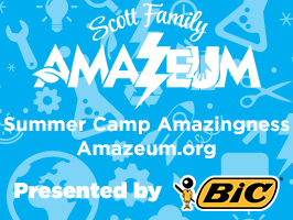 Amazeum Summer Camps, 2017