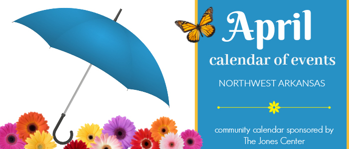 April 2017 calendar slider