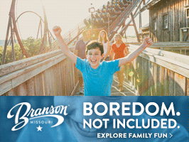 Branson CVB, summer activities 2017