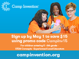 Camp Invention new