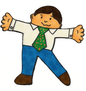 Classic Flat Stanley