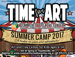 Community Creative Center Summer Camp 2017