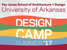 DesignCamp Fay Jones, UA 2017