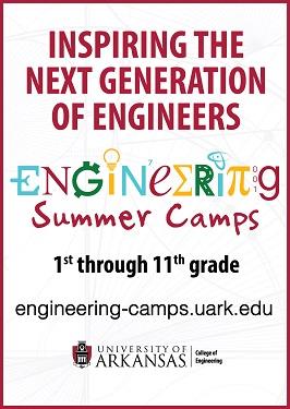 Engineering Camp, UofA, Summer Camp 2017 FINAL ad