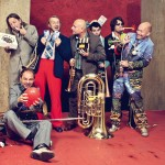 "Giveaway: Tickets to see the family Mnozil Brass ""Cirque"" show!"
