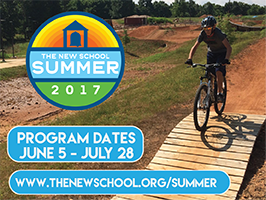 New School summer camps fun 2017