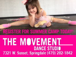 The Movement Dance Studio, summer camp guide 2017 USE THIS
