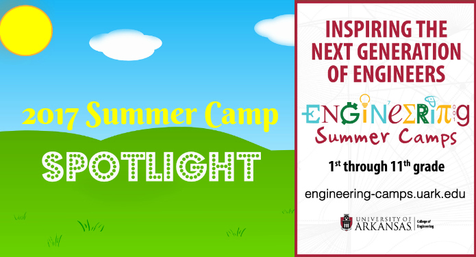 engineering summer spotlight banner