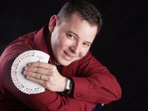 magician scott davis